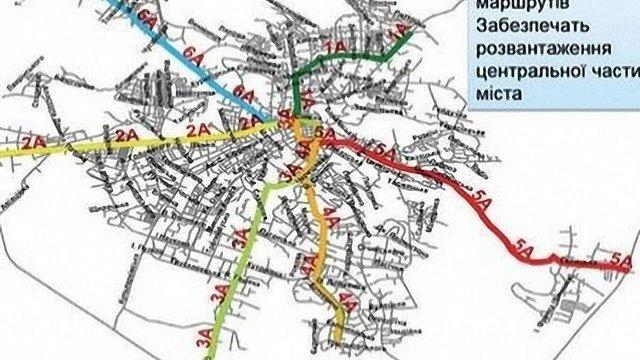 Транспортна схема Львова обійшлась ЄБРР у 540 тис. євро
