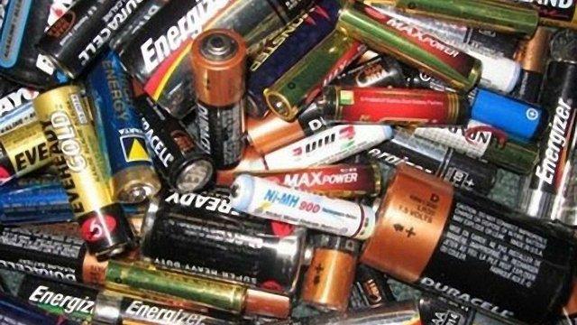 У Львові екофани відкривають пункти прийому старих батарейок