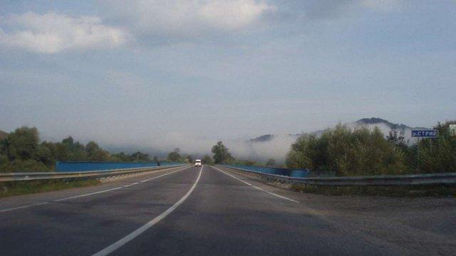 Ремонт дороги на Славське коштуватиме майже 53 млн грн