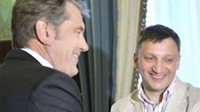 Ющенко хотів зробити Слюсарчука головним в Інституті мозку