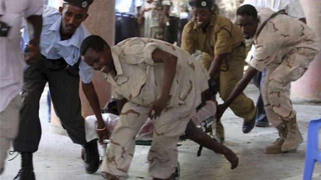 У Сомалі смертниця підірвала театр: є жертви