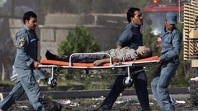 Теракт в Афганістані забрав життя 10 осіб