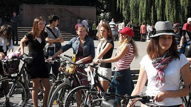 У День міста у Львові пройде велопарад