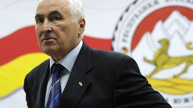 Президент Південної Осетії вступить на посаду 19 квітня