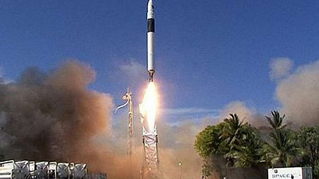 Ракета Північної Кореї впала одразу після запуску