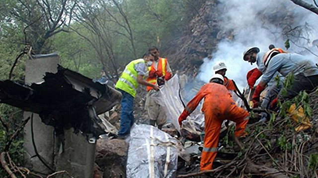 МЗС: Серед загиблих в авіакатастрофі у Пакистані українців нема