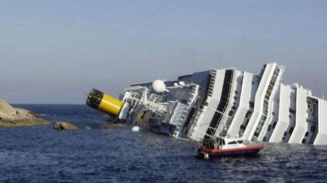 Операція з підйому лайнера Costa Concordia триватиме рік