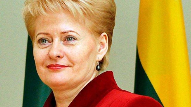 Янукович пообіцяв президенту Литви зустріч з Тимошенко