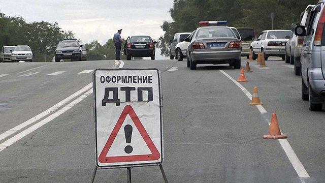 П'ятеро українців травмувалось в ДТП у Росії