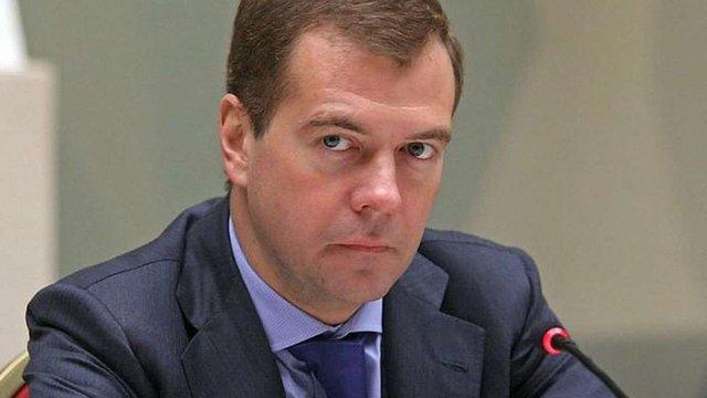 Медведєв затверджений прем'єр-міністром