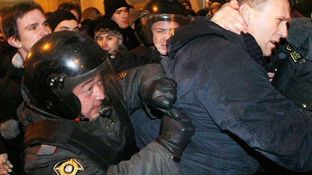 Лідерів російської опозиції можуть ув'язнити на два роки