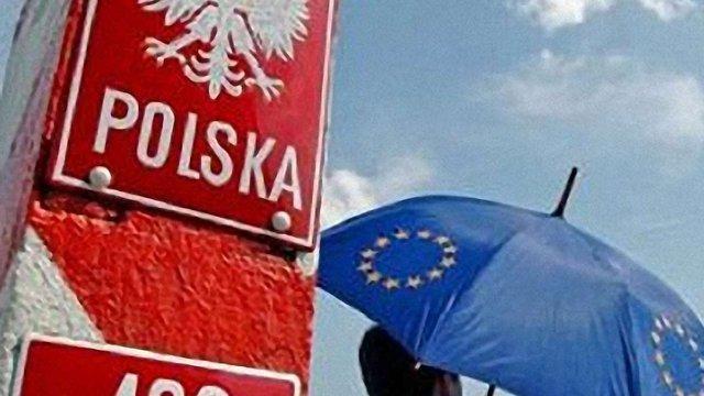 Польські митники попередили УЄФА про черги на кордоні