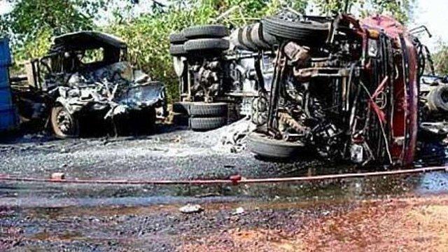 16 паломників загинуло внаслідок ДТП в Індії