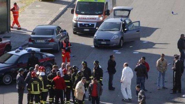 Поліція Італії вийшла на слід підривників