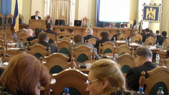 Депутати Львівської міської ради знову голосують без кворуму