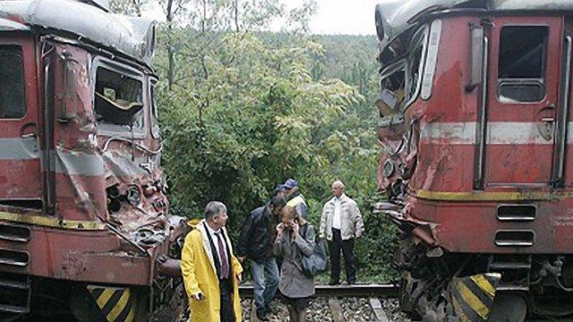 У Польщі зіткнулися два потяги