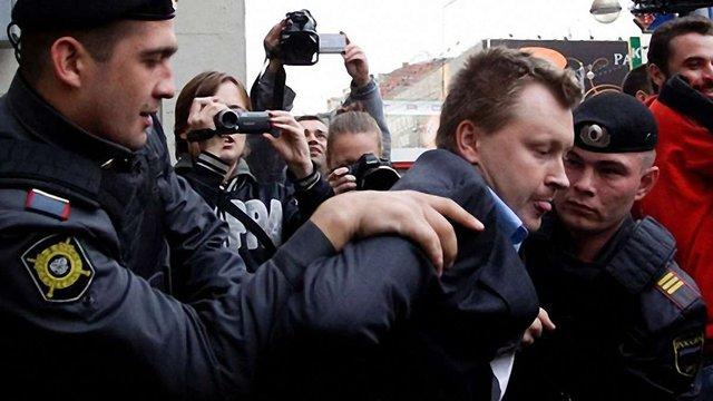 Поліція затримала 40 учасників гей-параду в Москві