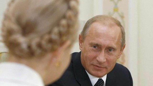 Місце Тимошенко - не у в'язниці, - президенти Росії та Франції