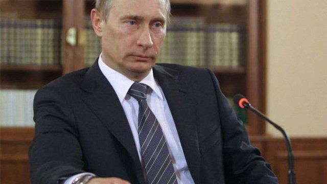 Путін прокоментував листівку із закликом відправити його на нари