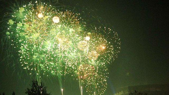 Євро-2012 у Львові відкриє вогняне шоу. Програма заходів