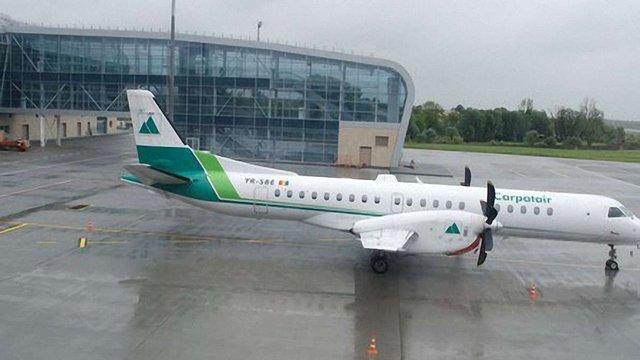 Аеропорт «Львів» під час Євро прийме 144 літаки