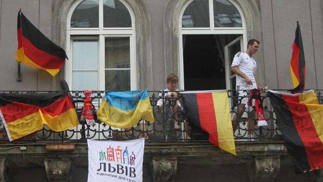 «Ми весь день сидимо на старому балконі і «кайфуємо» від краси міста», - німці про Львів