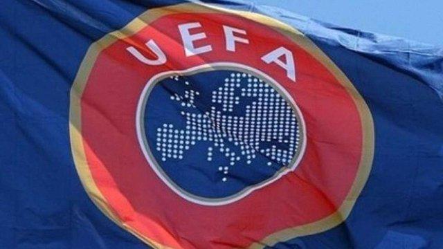 УЄФА підозрює фанів збірної Росії у расизмі