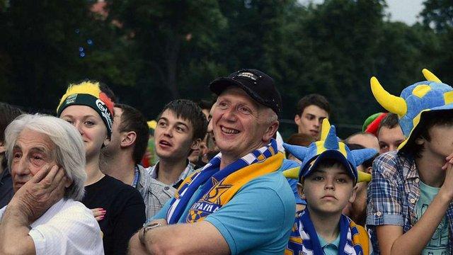 Євро-2012 у Львові: цифри та факти