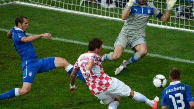 УЄФА відкрив справу через поведінку фанів Хорватії