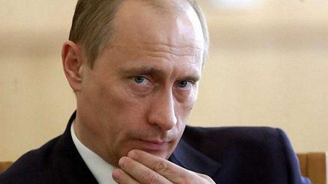 Путін вбачає небезпеку у прагненнях до змін