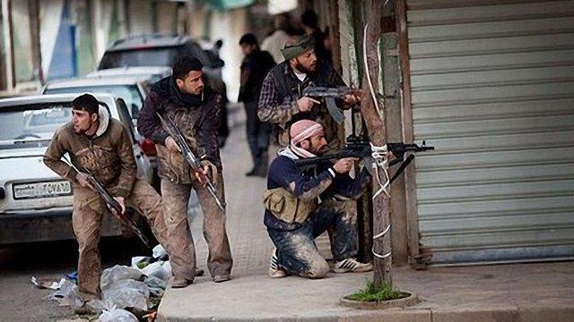 """Асад назвав """"війною"""" ситуацію в Сирії"""