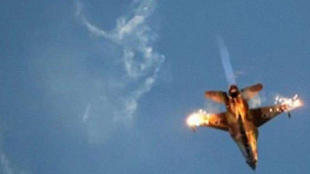 Туреччина знайшла тіла пілотів збитого Сирією винищувача