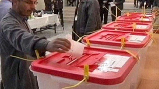 У Лівії за день до виборів згоріли бюлетені