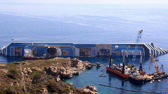 Капітана Costa Concordia звільнили з-під домашнього арешту
