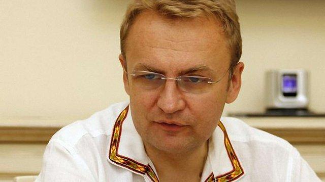 Садовий: Без транспортної схеми Євро-2012 у Львова могли забрати