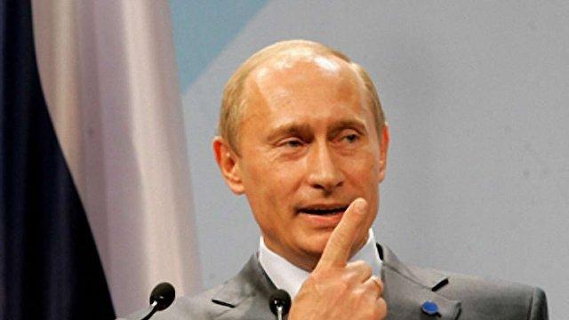 Путін шкодує, що Україна не вступила у Євразійський союз