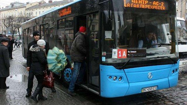 У Львові трансферні квитки в автобусах не видаватимуть до кінця літа