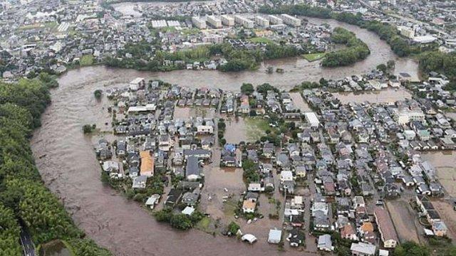 Зливи у Японії: 24 загиблих, 8 зниклих безвісти