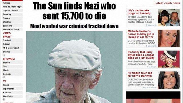 Нацист, причетний до смерті 16 тис людей, живе в Будапешті