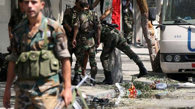 У Сирії війська, вірні Асаду, перейшли в контрнаступ