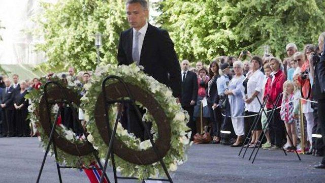 Прем'єр Норвегії каже, що Брейвік не змінив країну