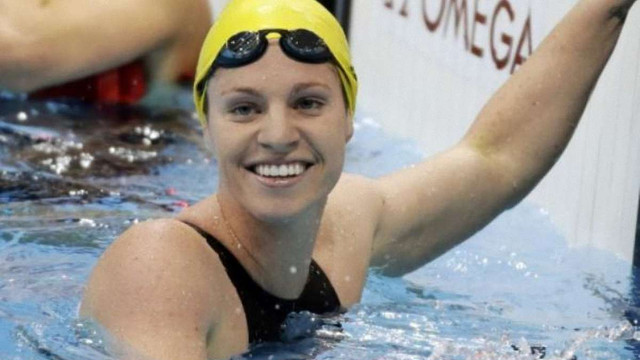 Австралійка встановила два рекорди з плавання на Іграх у Лондоні