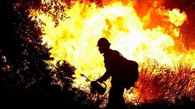 У Сибірських лісах у вогняній пастці майже 40 пожежних