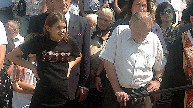 Ющенко: Калинець - мій національний герой