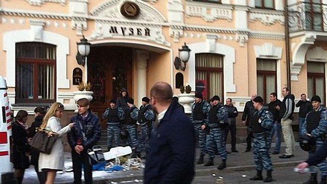 В Україні кожний четвертий протест у липні зазнавав репресій