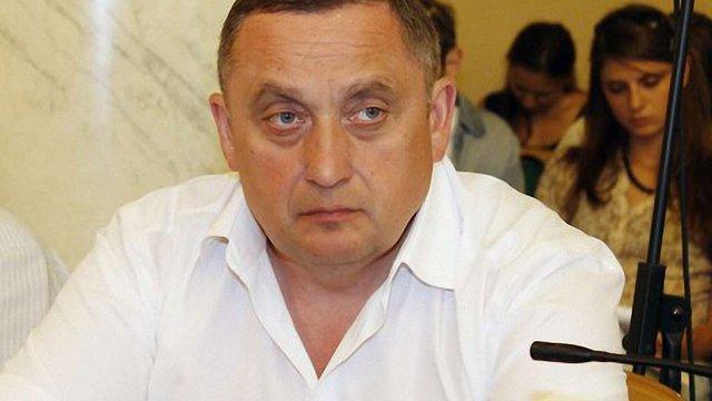 Богдан Дубневич вийшов з «Батьківщини»