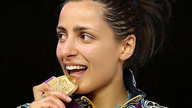 Олімпійці, які вибороли медалі для України. Фото