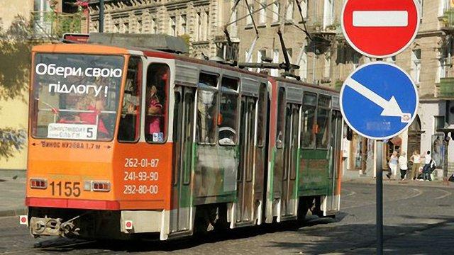 Основні роботи з трамвайного сполучення із Сиховом пройдуть у 2013 році