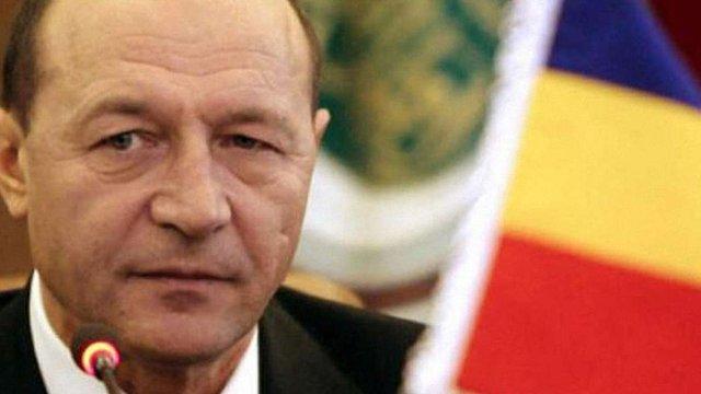 Бесеску повернувся у крісло президента Румунії