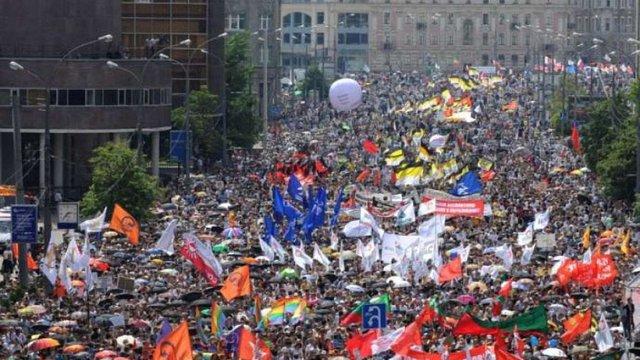 У Москві не дозволили провести «Марш мільйонів»